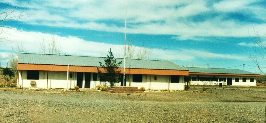 Campamento Plantas Compresoras de Gas.