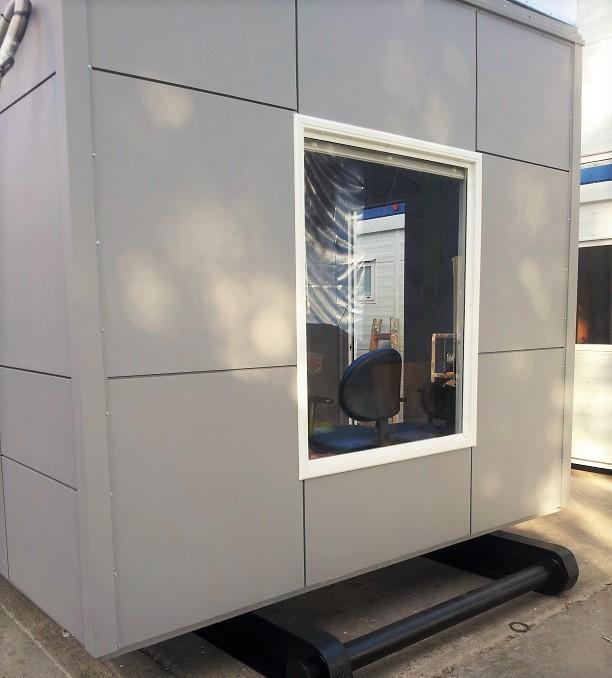 Fabricación y transporte de módulos para oficinas, Air Liquide S.A.