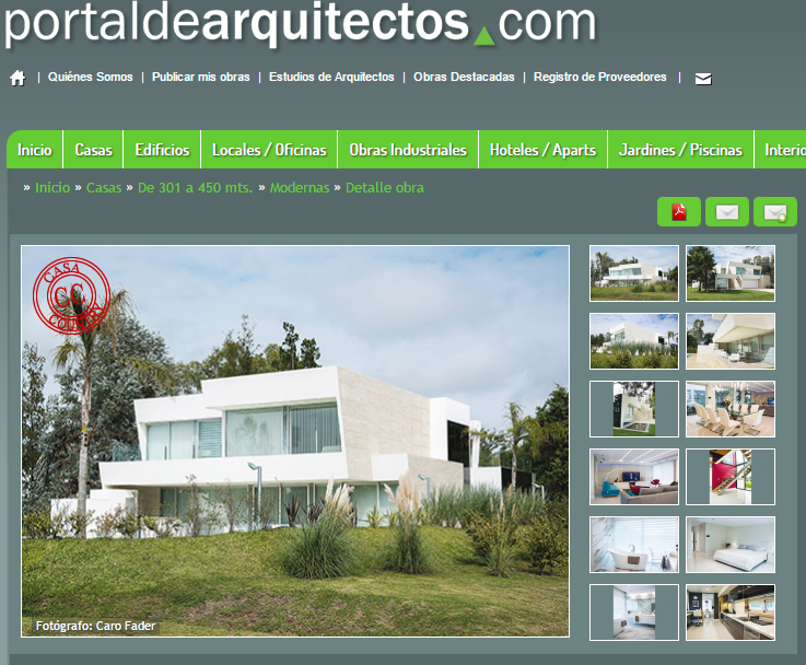 Modular Homes en Portal de Arquitectos.com