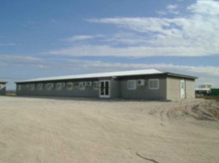 Oficinas e instalaciones para Petrolífera Petroleum Americas Ltd