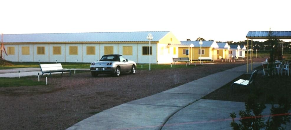 Bahía Camp