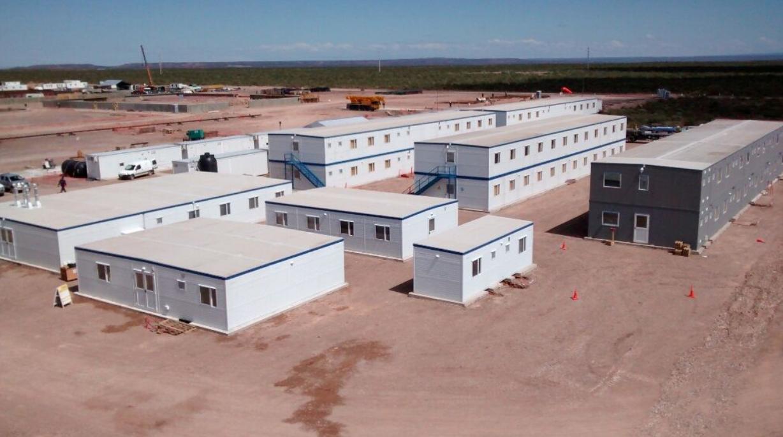 Planta de Tratamiento de Crudo para YPF en Añelo-Neuquén.