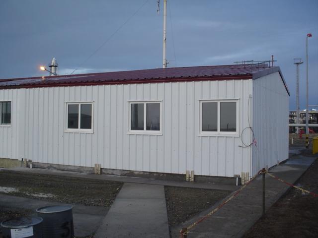 Nueva Sala de Control, Total Austral S.A.